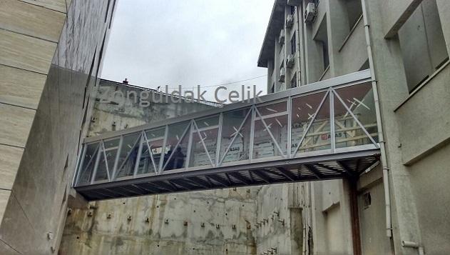 Zonguldak Adliyesi Tüp Geçit Projesi