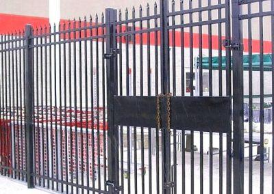 Fabrika Giriş Kapısı