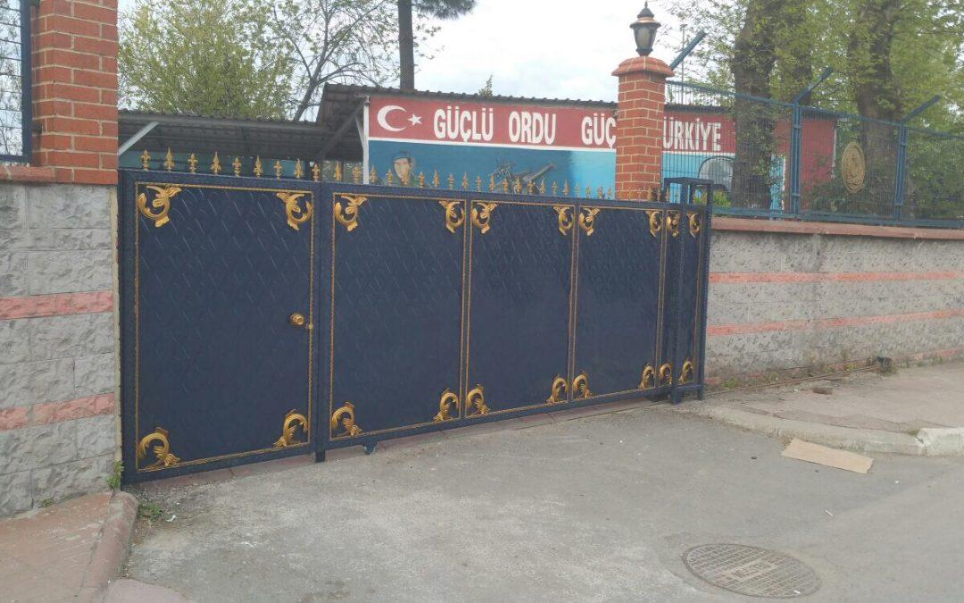 Zonguldak Askerlik Şubesi, Garaj Kapısı Projesi