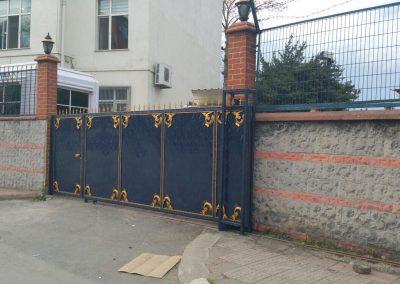 Zonguldak  Garaj Kapısı