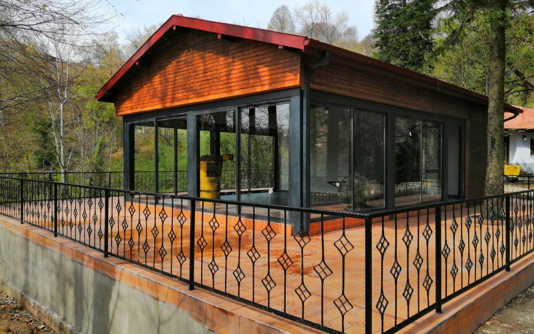 TTK Türkiye Taş Kömürleri Üzülmez Kemerbaca Müze ve Restoran İnşası